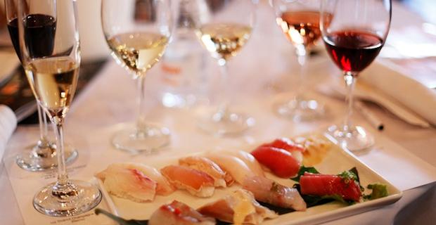 vinho-sushi